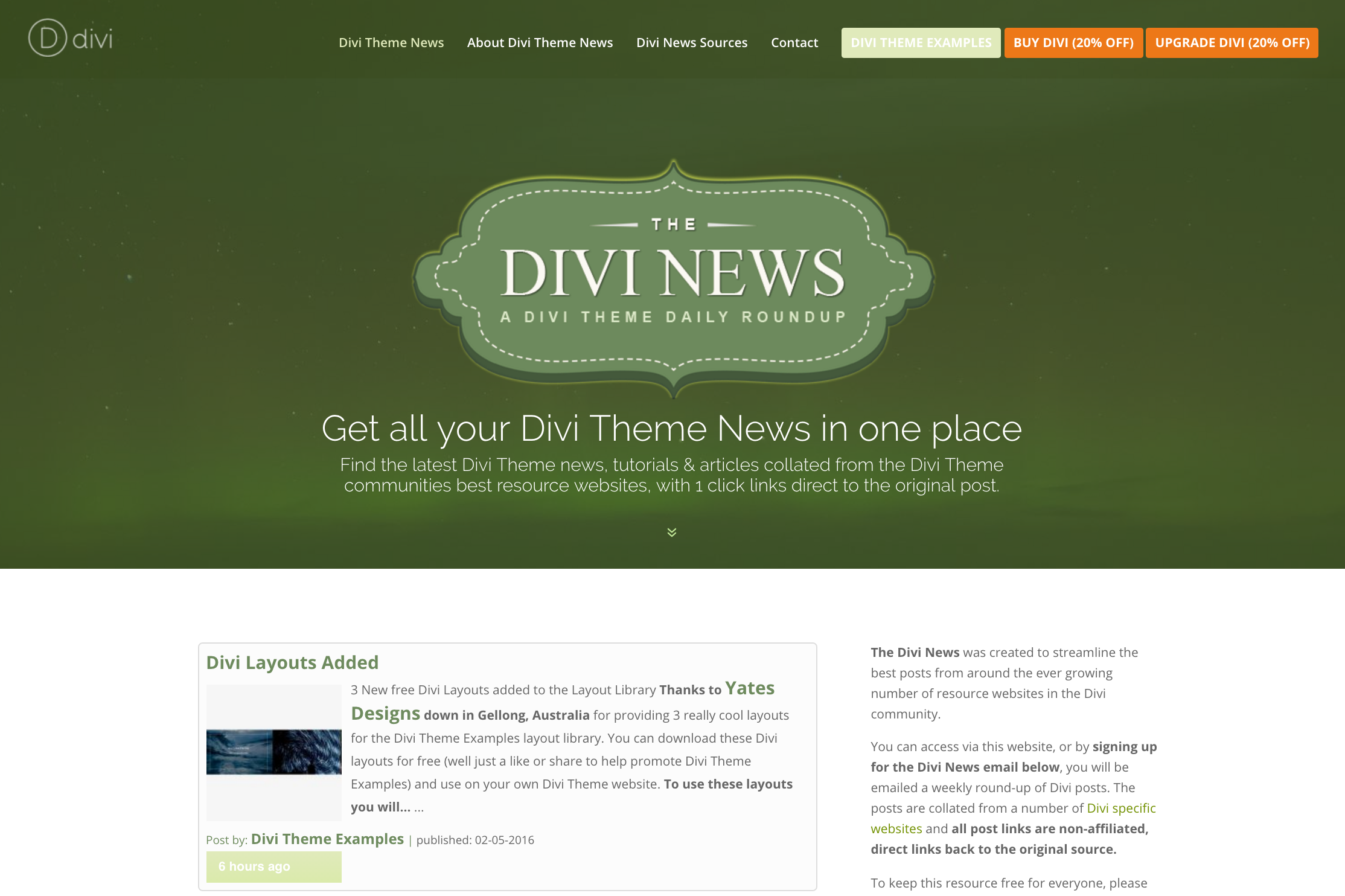 showcase-divi-theme-news