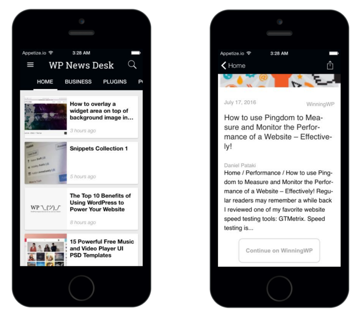 wp-news-desk-app